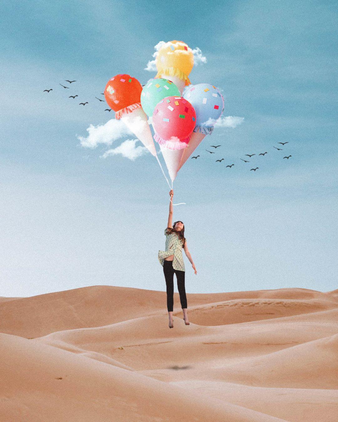 Фантастические фотоманипуляции от Ризала Авиба
