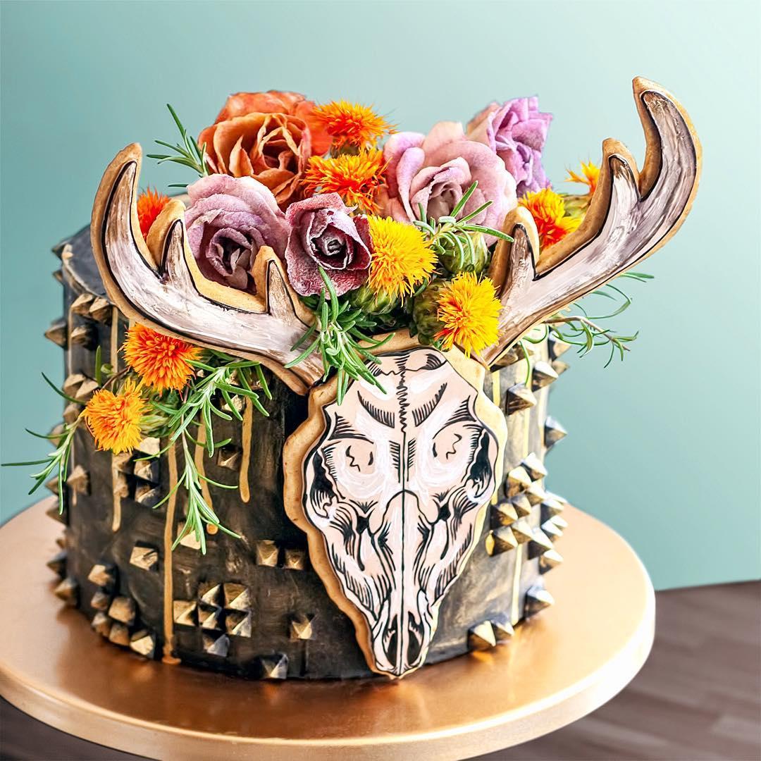 Яркие пироги и десерты от Лиз Джой
