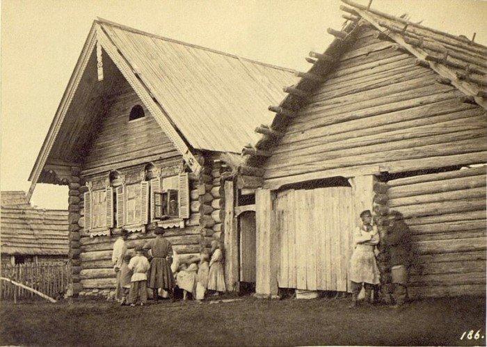 Дореволюционные снимки показывают, как жили больше 100 лет назад
