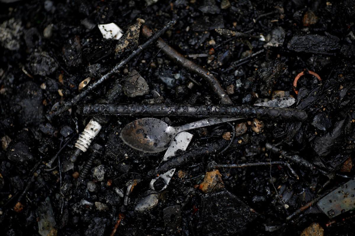 Поиск металлолома на крупнейшей свалке мусора Гватемалы