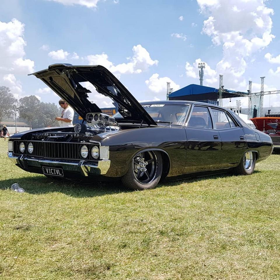 Фестиваль автолюбителей Summernats в Сиднее