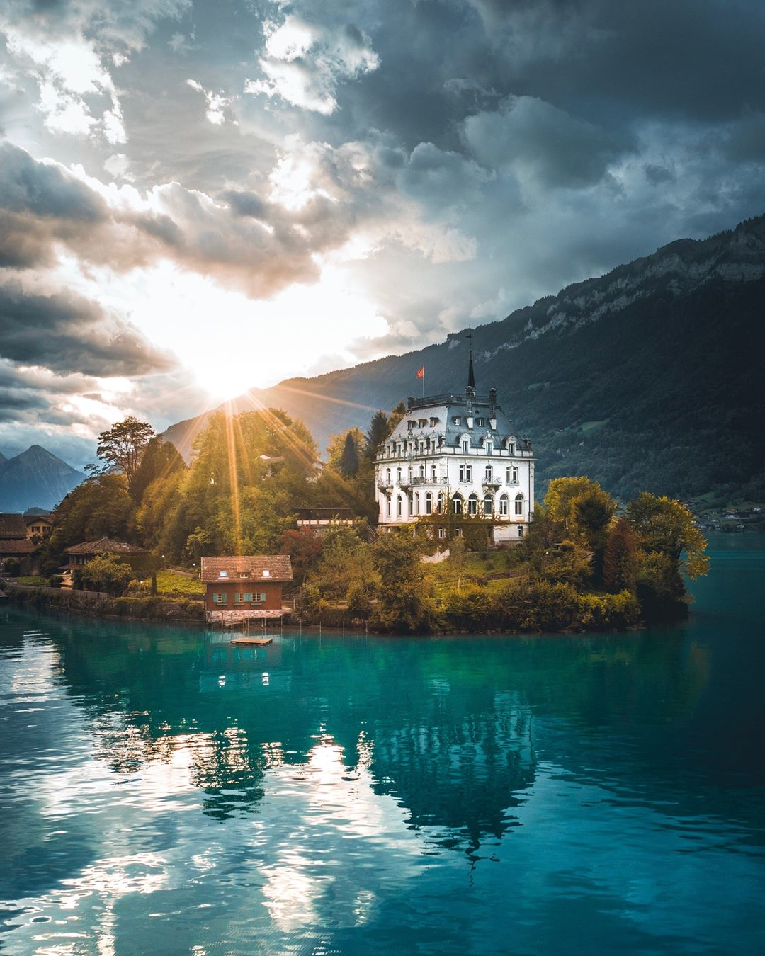 Природа и путешествия на снимках Юрга Хостеттлера