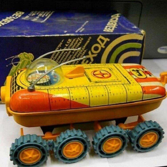20 редких игрушек времен СССР, о которых мечтали советские дети