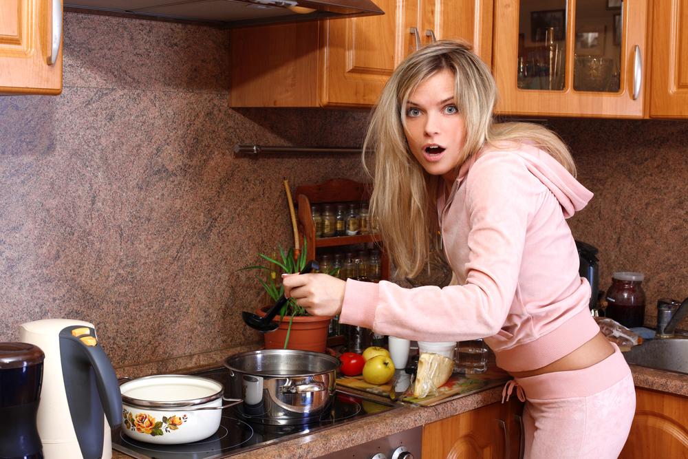 Жуткие истории о диетах и еде