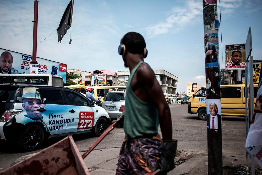 Повседневная жизнь в Конго