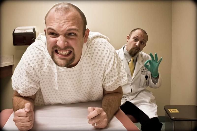 Самые пугающие для мужчин медицинские процедуры