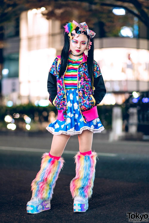 милая японская фрик фото