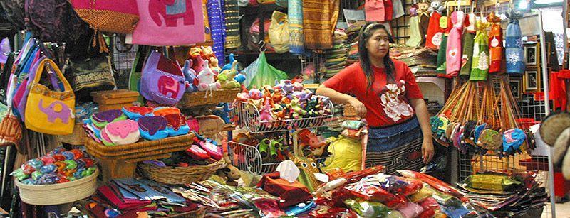 7 самых колоритых рынков разных стран
