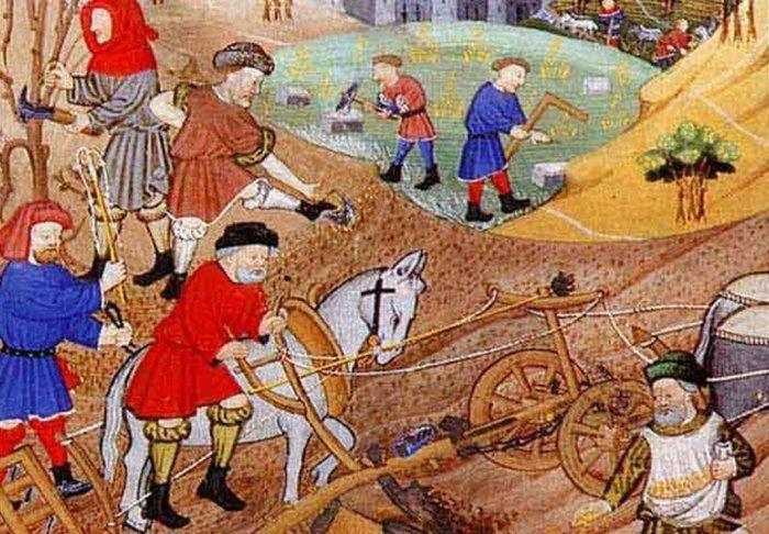 Как крестьяне обманули короля Иоанна