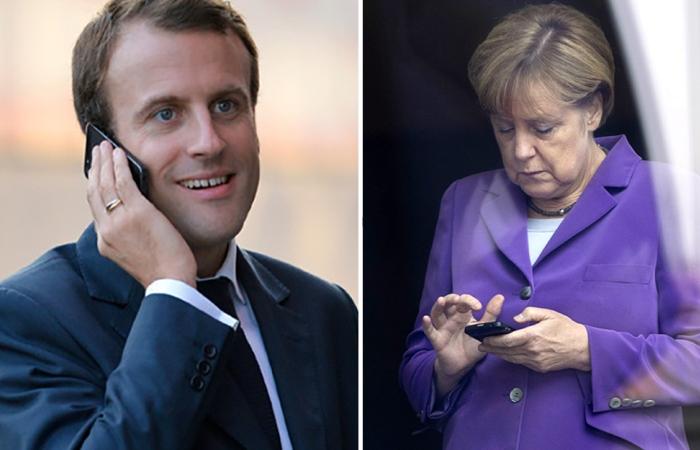 Смартфоны президентов разных стран