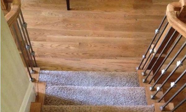 Злая лестница с нюансом