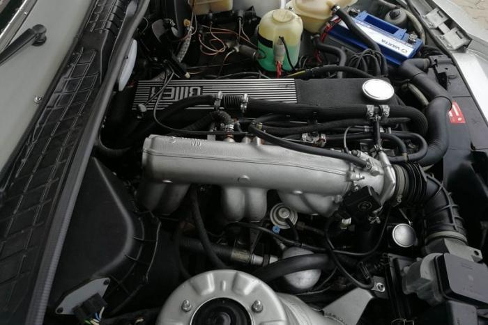 Bitter SC 1984 - купе премиум-класса из Опеля