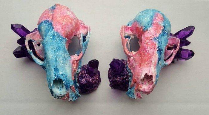 Работы очень необычных художников: мертвечина в искусстве (ФОТО)