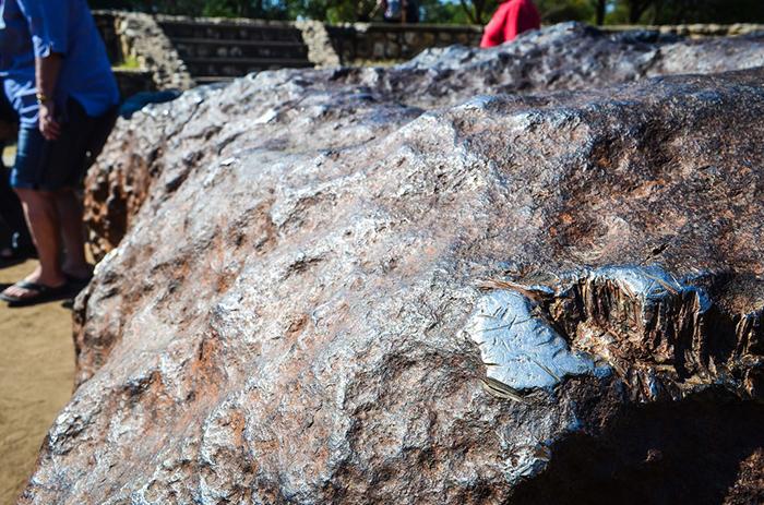 Самый крупный метеорит, упавший на Землю