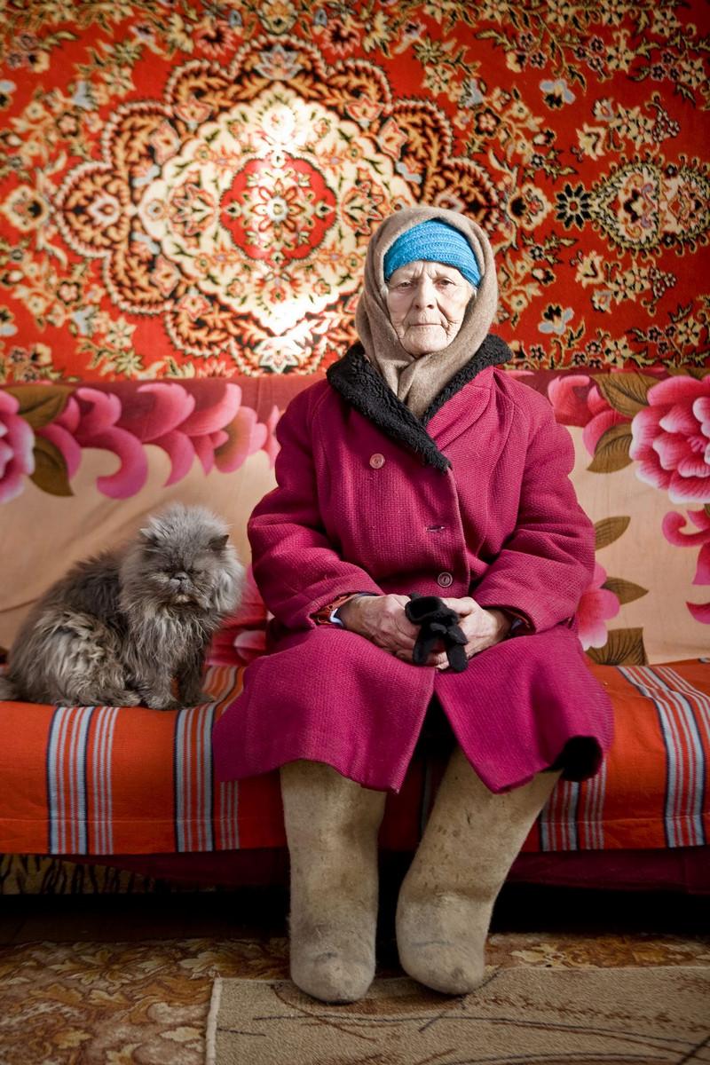 Задушевные Русские сказки от фотографа Франка Херфорта