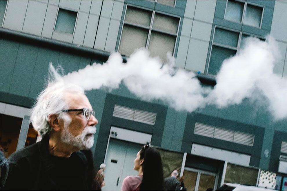 Джонатан Хайби — фотограф, которому для кадра позирует весь мир