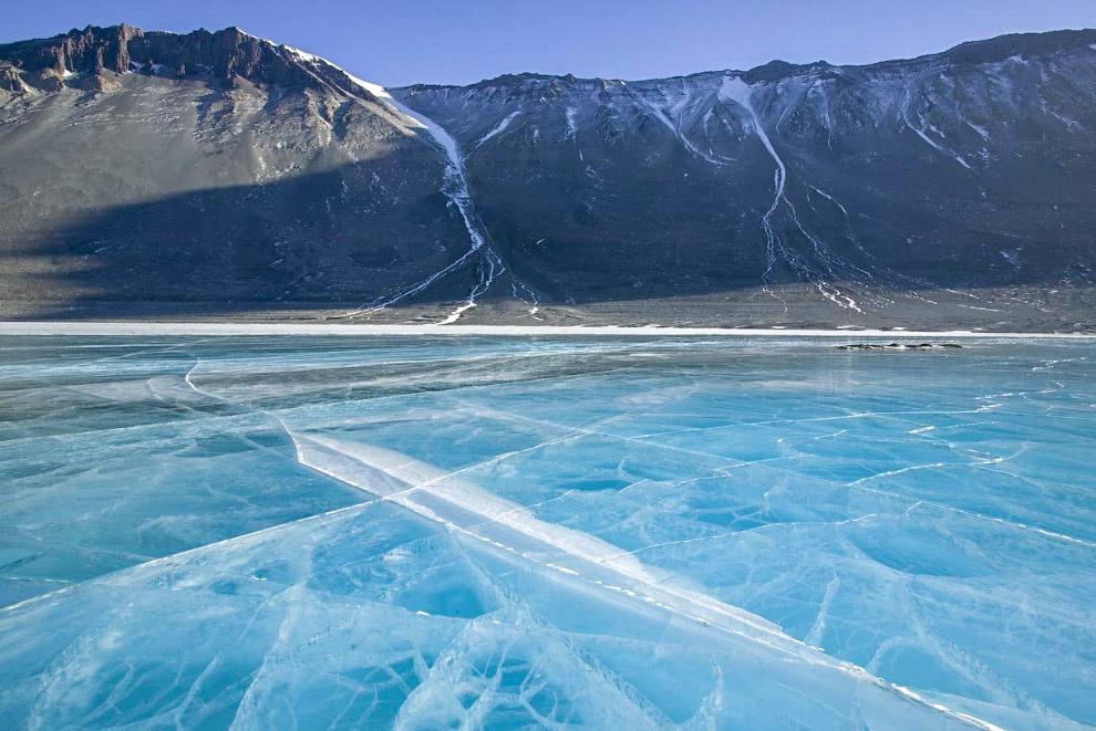 Самые древние в мире озера