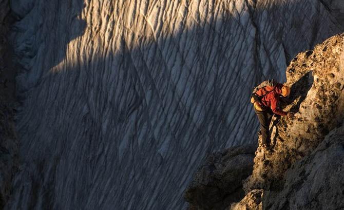 Экстремальные снимки походов Джимми Чина