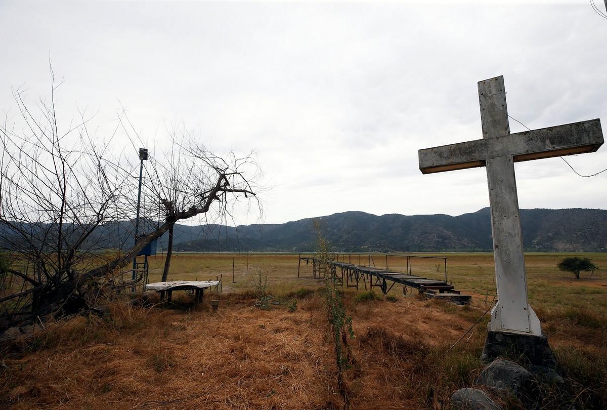 Лагуна де Акулео в Чили высохла впервые за 2000 лет