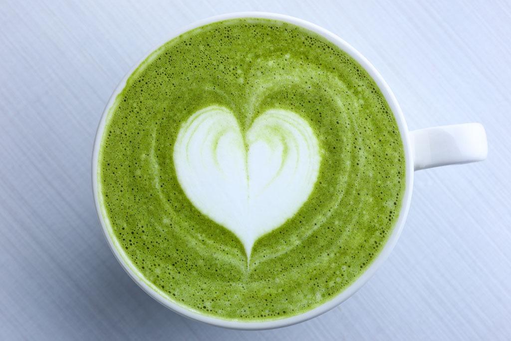 О полезных свойствах зеленого чая