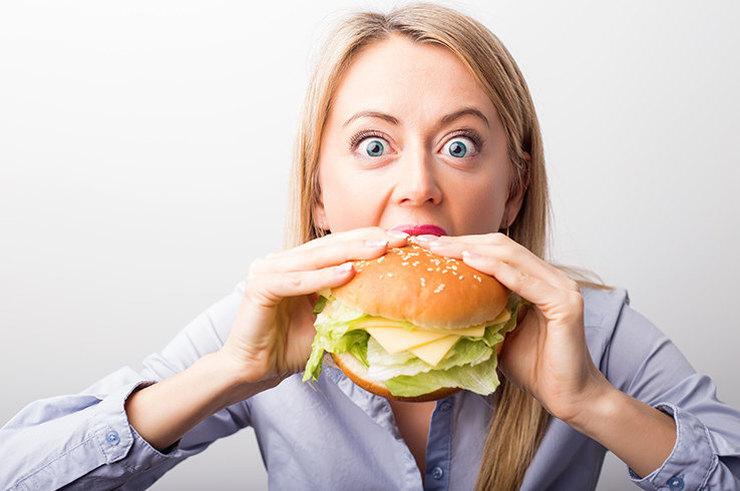 Связь между голодом и импульсивными поступками