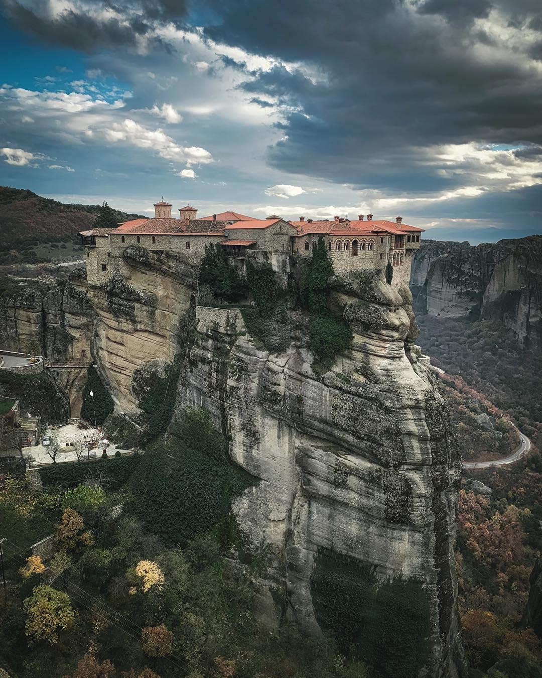 Пейзажи и путешествия на снимках Денниса Шмельца