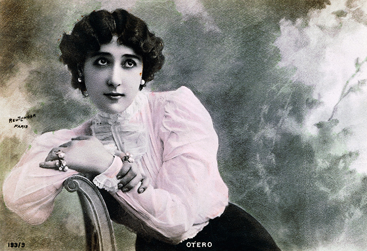 Каролина Отеро: известная куртизанка Прекрасной эпохи