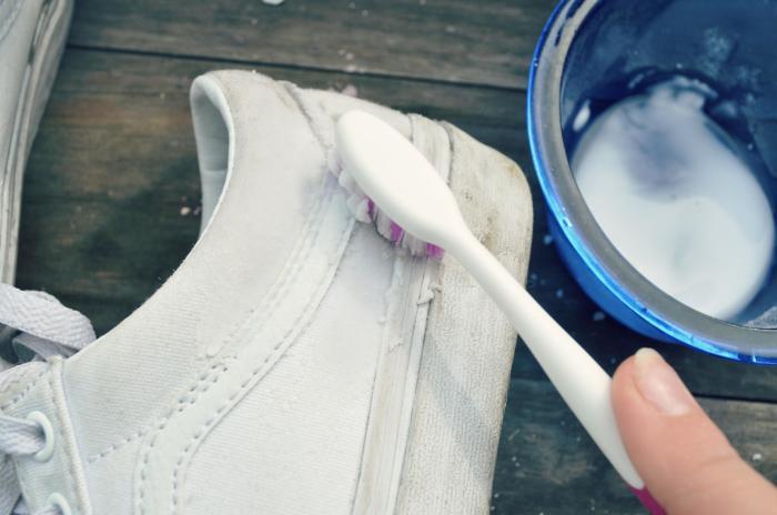 Подручные средства для решения проблем с одеждой и обувью