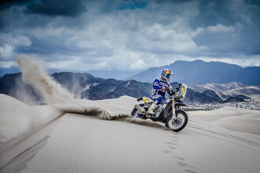 Ралли Дакар 2019: гонка в пустыне
