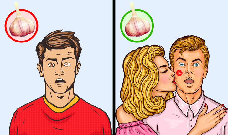 Почему полезно регулярно есть чеснок