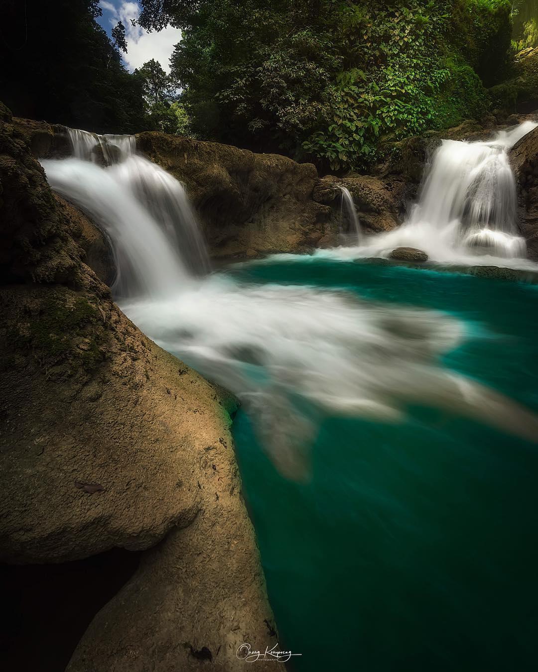 Потрясающие пейзажи Индонезии от Бойке Сиахаана