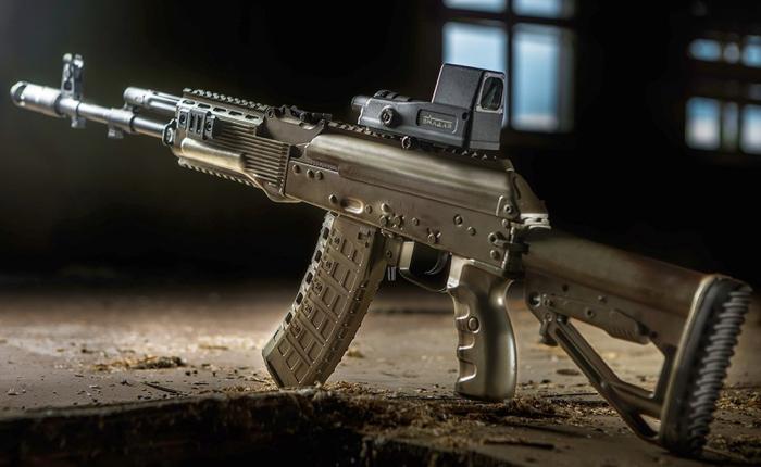 5 самых скорострельных винтовок