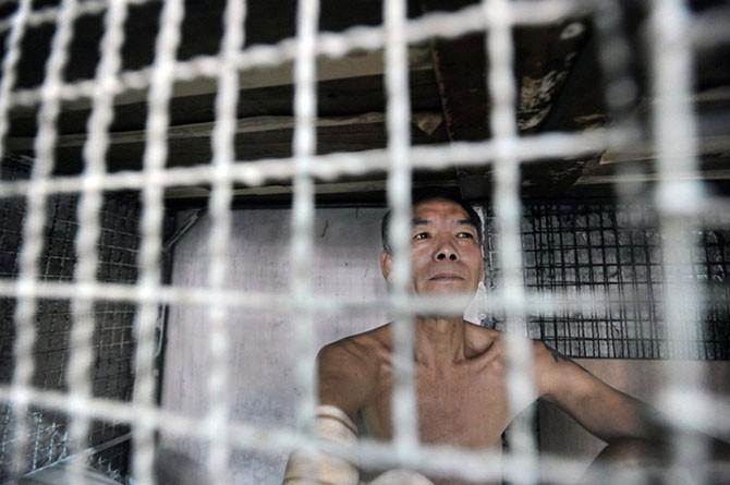 Гонконгские клетки для бедняков