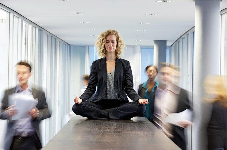 Как перестать беспокоиться на работе