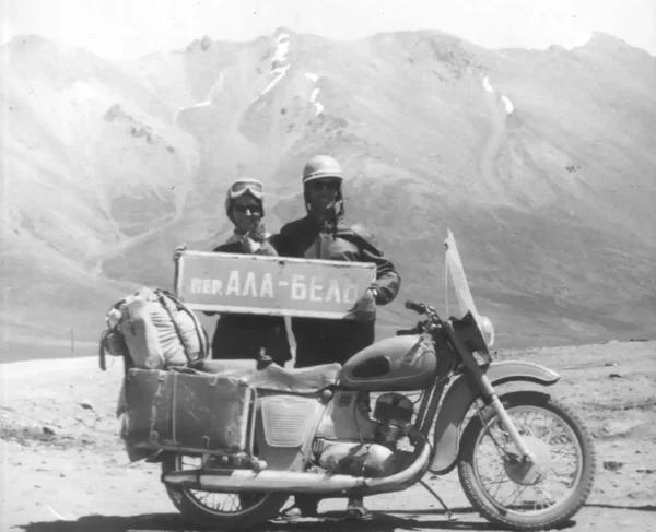 Автотуризм 50-60-е годов в СССР