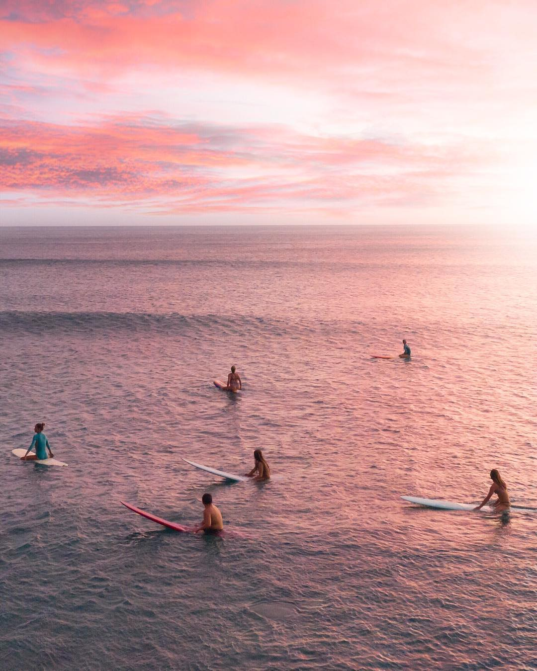 Гавайи с высоты на аэрофотоснимках Джесс Лойтертон