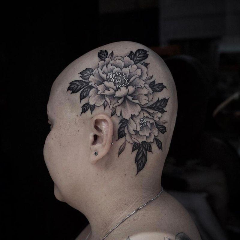 Нью-Йоркская тату-студия, которая пользуется популярностью среди звезд