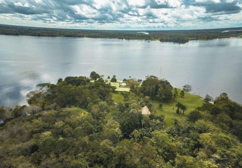 Тропический остров продается всего за $850 000