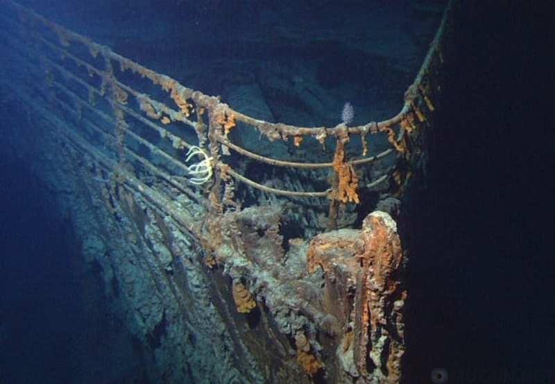 Жуткие факты о трагедии Титаника