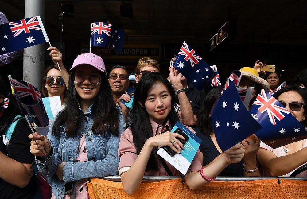 День Австралии 2019 на фото в Instagram