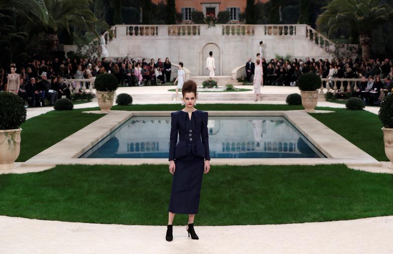 Неделя высокой моды в Париже 2019