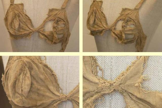 Археологи нашли в австрийском замке нижнее белье, которому уже 500 лет