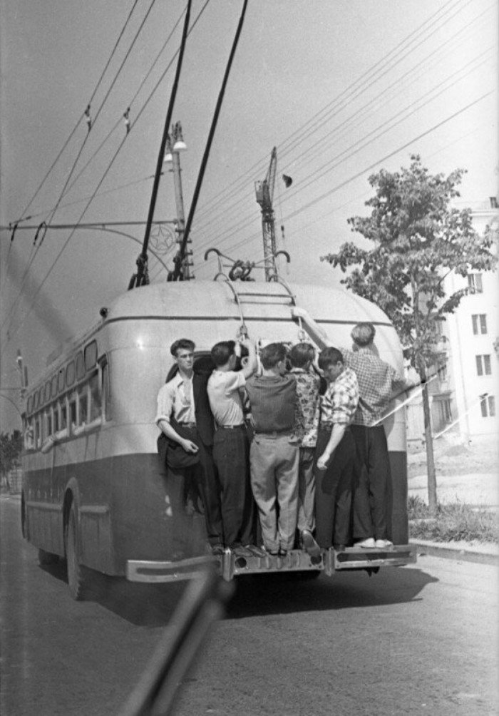 Исторические архивные снимки