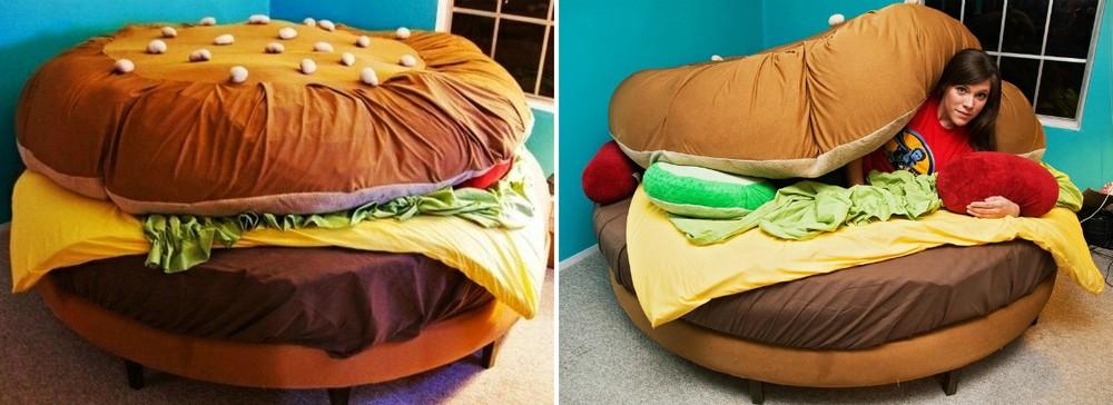 Крутые кровати, на которых хочется уйти в спячку