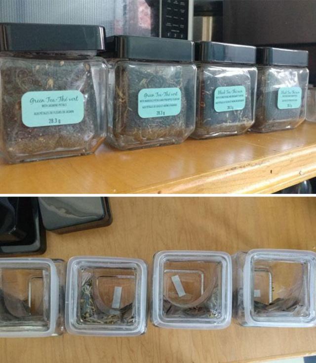 Упаковки различных товаров или кругом обман