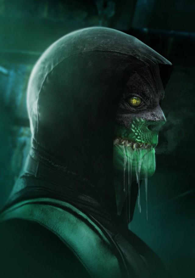 Художник представил звёзд кино в виде персонажей из Mortal Kombat