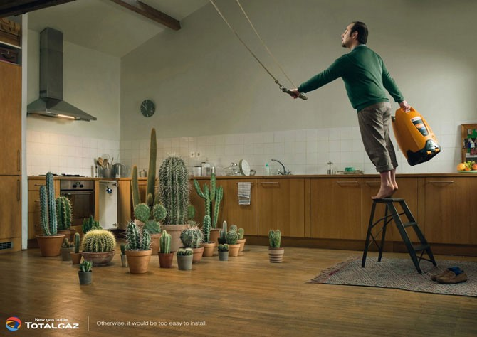 Французский рекламный фотограф Жан-Ив Лемуань