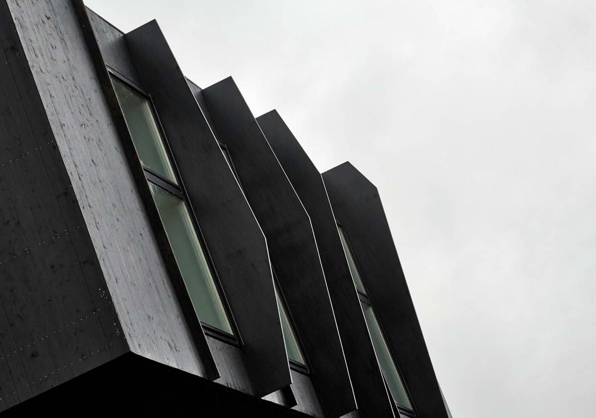 Загородный дом с нулевым потреблением энергии в Норвегии