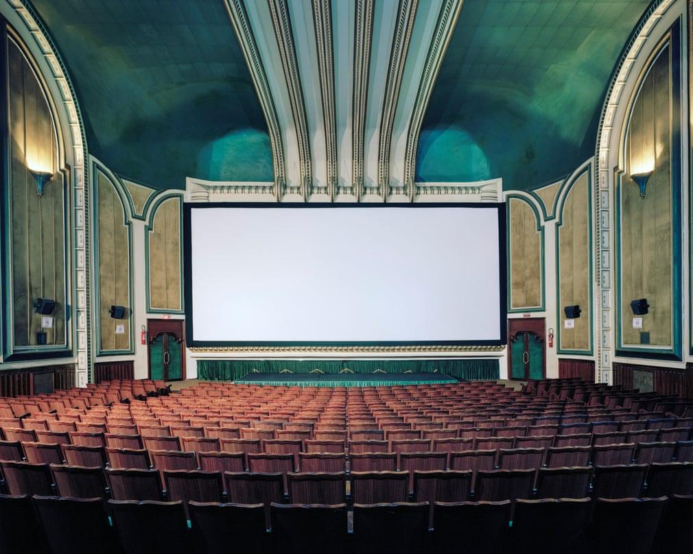 Кинотеатры разных стран мира на снимках