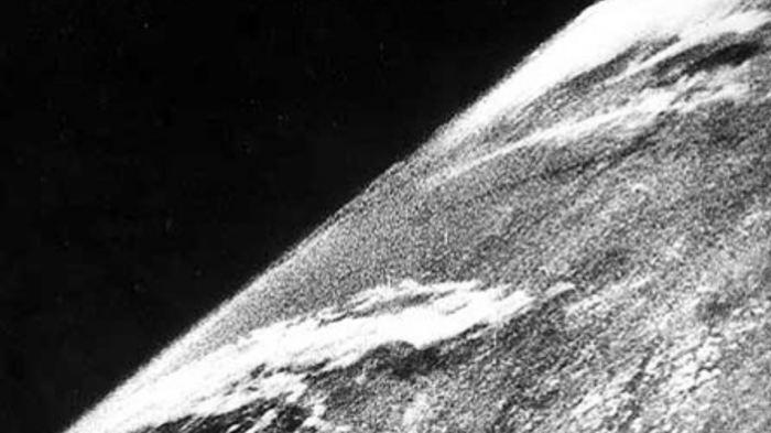 Эти кадры демонстрируют эволюцию освоения космоса
